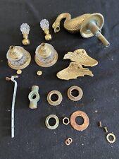Vintage Sherle Wagner Swan Figural Faucet Set