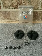 NOS Lake Cycling Shoe Parts Retro Old Clipless Pedals Road Touring Racing Tri