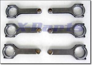 Autotun H-Beam Shaft Acier Pistons Forgés Bielles VW R30 R32 Turbo Arp 2000 3/8