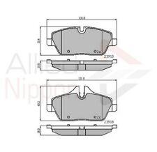 Allied Nippon Front Brake Pad Set Fits BMW Mini GCX281