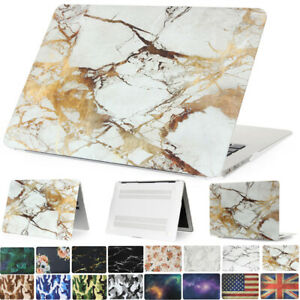"""For MacBook Air Pro 11"""" 12"""" 13"""" 15"""" 16"""" Retina Laptop Hard Rubberized Case Cover"""