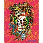 Ed Hardy Death is Certain - Life is Not 19.5x15.5 Tattoo Art Print Poster