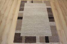 Teppich Mehari Ragolle 23002 Rahmen 6878 Beige 120x170 cm