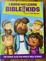 Laugh And Learn Bible For Kids Very Good Condition Hardcover FREE POST By Phil