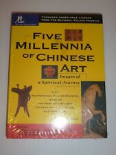 Five Millennia of Chinese Art Cd-Rom, National Palace Museum, New