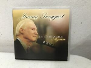 Jimmy Swaggard Let Me Thank You Again  CD  Mint Condition ~Ships Same Day~