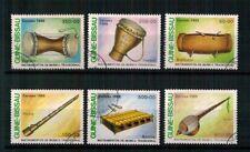 Z228 GUINEA BISSAU: STRUMENTI MUSICALI