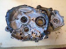 Quadzilla 450 Dinli 901 2012 Engine casing c/w bearings water pump breaking quad