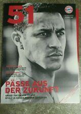 Programm Magazin 51 FC Bayern München FCB Stadionzeitung Oktober 2019 Säbener 51