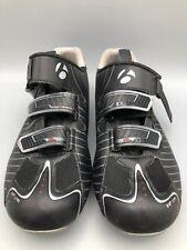 Bontrager Inform Pro Cycling Road Shoes Silver Series Carbon Sole Size 8.5