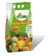 LUPINI MACINATI Concime per agrumi biologico AL.FE - Kg 5