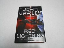 Red Lightning by John Varley, SIGNED, First Edition, Hardcover, 2006