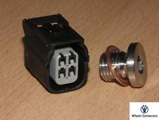O2 Oxygen Lambda Sensor Eliminator Complete Kit Honda CRF 1000 L AFRICA TWIN