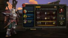 WoW Shadowlands PvP Boost 3v3 1600/1800/2100/2400