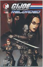 G.I.JOE RELOADED #1 SNAKE EYES