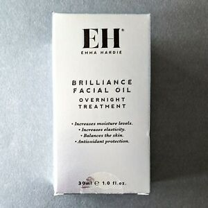 EMMA HARDIE Brilliance Facial Oil | Overnight Treatment | Full Size 1oz/30ml
