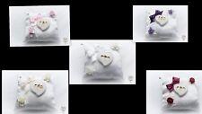 personalised wedding ring cushion pillow perna de inel de nunta 3B-K