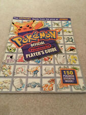 Pokemon Official Nintendo Player's Guide NO STICKERS