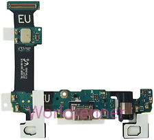 Puerto Carga Auricular Keypad Flex USB Charging Samsung Galaxy S6 Edge+ REV0.5E