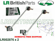 GENUINE LAND ROVER REAR SWAY BAR LINK RANGE ROVER EVOQUE LR2 SET LR002876