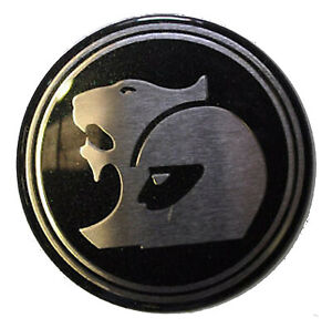 Genuine Holden HSV Astra Turbo Mag Wheel Centre Cap Decal Only 62mm