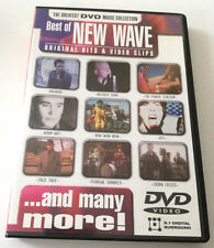 BEST OF NEW WAVE ORIGINAL HITS & VIDEO CLIPS DVD MUSICALE SPED GRATIS + ACQUISTI