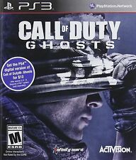 SONY PlayStation 3 PS3 Call of Duty: Ghosts (COMPLETE)