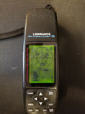Lowrance GlobalNav 12 Handheld GPS Receiver