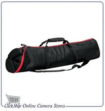 "Manfrotto MBAG100PN Padded Tripod Bag with head up to 39"" long"