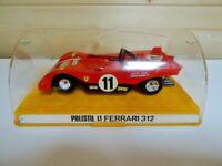 Vintage POLISTIL L1 Ferrari 312PB 1:32 SCALE Boxed