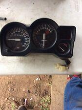 speedometer gauge assy, tach and temp gauge from 2001kawasaki ninja 250ex