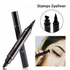 Black Winged Eyeliner Stamp Waterproof Eye Liner Pencil Liquid Miss Rose Pen