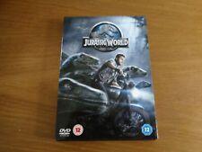 Jurassic World DVD (2015) Chris Pratt free postage uk