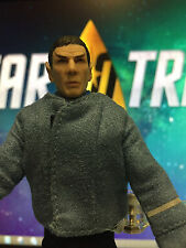 MEZCO SPOCK STAR TREK THE CAGE ACTION FIGURE CON EXCLUSIVE FREE SHIPPING
