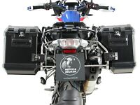 Hepco&Becker Kofferset XPLORER CUTOUT inkl. Träger für BMW R 1250 GS
