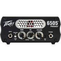 Peavey 6505 Piranha 20-Watt Micro Electric Guitar Amp Head Amplifier 20w Tube