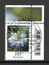 Bund Mi.Nr. 3351 (2018) gestempelt mit ESST (Berlin)/Blumen (Jungfer im Grünen)