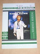 DVD / L'ENIGME DE KASPAR HAUSER / WERNER HERZOG / TRES BON ETAT