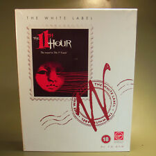 The 11th hour ' The sequel to 7th Guest' by Virgin ( over 18) for IBM PC