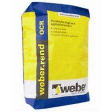 Weber Rend OCR Basecoat Render - 20 Bag Deal
