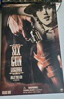"Six Gun Legends Billy The Kid 12"" Figure Doll New NIB  Sideshow William Bonney"