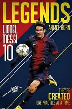 Messi: Legends-Maxi Poster 61 cm x 91.5 cm nouvelle et scellée