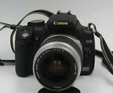 Fotocamera reflex digitale Canon EOS 350D + obiettivo 28-90 macchina fotografica