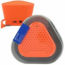 NOKIA MD-1C COLOUD PORTABLE TRAVEL UNIVERSAL MINI WIRED SPEAKER - GREEN/ORANGE