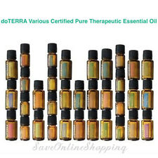 doTERRA Various TherapeuticGrade Pure Essential Oil Aromatherapy *BONUS Oil $85+