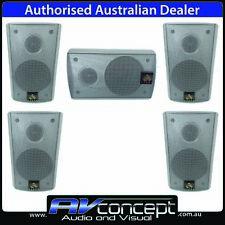 5 x Aaron SS10 Satellite Speaker $395 Retail