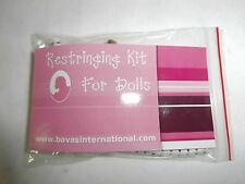 Restringing Kit for American Girl Dolls Parts Repair Restring TLC Dolls