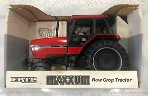 Vintage 1990 Ertl 1:16 Case International Maxxum 5120 Row Crop Tractor NIB #634