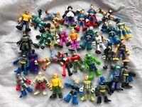 5x fisher-Price Imaginext Power Rangers DC Super Friends figure random no repeat