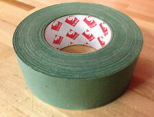 Genuine British Army Issue 5cm x 50m Scapa Green Sniper / Webbing Repair Tape